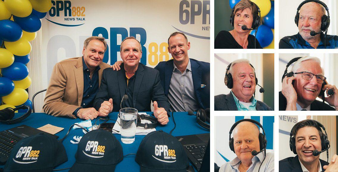 6PR Celebrates 90 Years Of Broadcasting